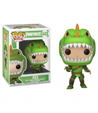 Pop! Games Rex 443 Fortnite
