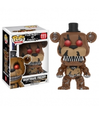 Pop! Games Nightmare Freddy 111 Five Nights at Freddy's