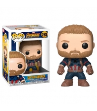 Pop! Captain America 288 Marvel Avengers Infinity War