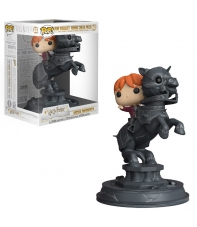 Pop! Ron Weasley Riding Chess Piece 82 Harry Potter Movie Moments