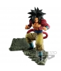 Figura Dragon Ball Z Son Goku Super Saiyan 4 Dokkan Battle 16 cm
