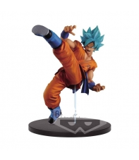 Figure Dragon Ball Super, Super Saiyan God Son Gokou Fes!! Special 19 cm