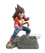 Figura Dragon Ball Z Vegeta Super Saiyan 4 Dokkan Battle
