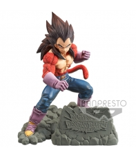Figure Dragon Ball Z Super Saiyan 4 Vegeta Dokkan Battle 16 cm