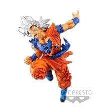 Figure Dragon Ball Super Ultra Instinct Son Goku Trascendence 18 cm