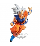 Figura Dragon Ball Super Ultra Instinct Son Goku Trascendence