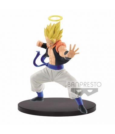 Figura Dragon Ball Z Super Saiyan Gogeta Colosseum 16 cm