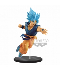 Figure Dragon Ball Super Broly, Super Saiyan God Son Gokou Ultimate Soldiers 20 cm