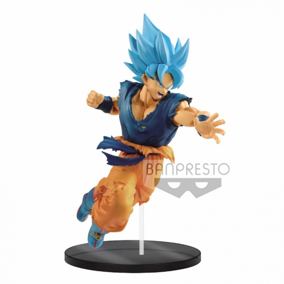 Figura Dragon Ball Super Broly, Son Goku Ultimate Soldiers 23 cm