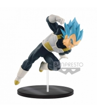 Figure Dragon Ball Super Broly, Super Saiyan God Son Vegeta Ultimate Soldiers 20 cm
