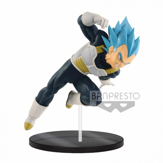 Figura Dragon Ball Super Broly, Super Saiyan God Son Vegeta Ultimate Soldiers 20 cm