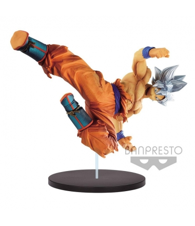 Figura Dragon Ball Super, Ultra Instinct Son Goku Fes!! 20 cm