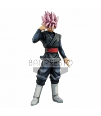 Figure Dragon Ball Super, Super Saiyan Rose Grandista Manga Dimensions 25 cm