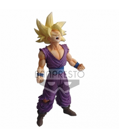 Figura Dragon Ball Super, Super Saiyan Son Gohan Db Super Legends 25 cm