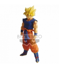 Figure Dragon Ball Super, Super Saiyan Son Gokou Db Super Legends 25 cm
