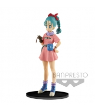 Figure Dragon Ball Bulma Scultures 16 cm