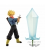 Figura Dragon Ball Super Trunks y Espada Final Hope Splash 24 cm