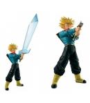 Figura Dragon Ball Super Trunks y Espada Final Hope Splash 24 cm