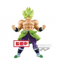 Figure Dragon Ball Super Broly, Super Saiyan Broly Full Power Choukokubuyuuden 18 cm