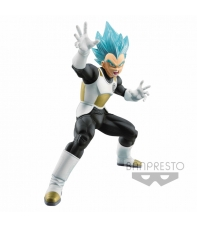 Figure Dragon Ball Super, Vegeta Blue Trascendence 16 cm