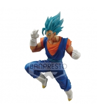 Figure Dragon Ball Super, Super Saiyan God Vegito Battle 20 cm