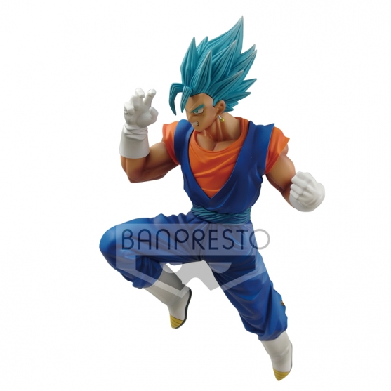 Figura Dragon Ball Super, Super Saiyan God Vegetto Battle 20 cm