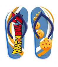 Flip Flops Dragon Ball Z, Size 29/30