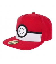 Gorra Pokémon Pokeball