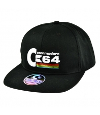 Gorra Commodore 64