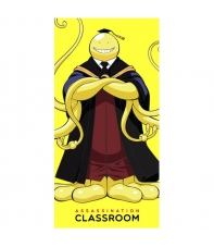 Towel Assassination Classroom Koro 70 x 35 cm
