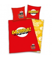 Duvet Cover The Big Bang Theory Bazinga! 135 x 200 cm