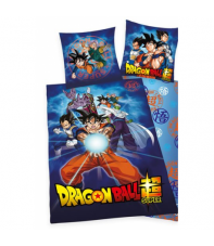Duvet Cover Dragon Ball Super 135 x 200 cm