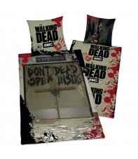 Duvet Cover The Walking Dead 135 x 200 cm