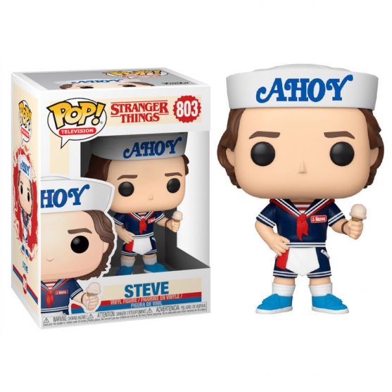 Pop! Television Steve 803 Stranger Things