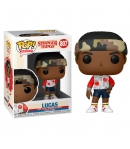Pop! Television Lucas 807 Stranger Things