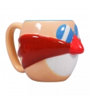 Taza Sonic The Hedgehog 3d Dr. Eggman 450 ml