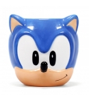 Taza Sonic The Hedgehog 3d Sonic 450 ml