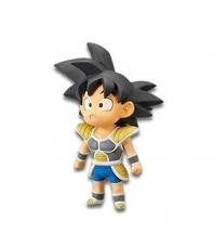 Figura Dragon Ball Super Broly, Son Goku WCF vol. 3, 6 cm