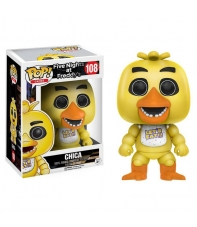 Pop! Games Chica 108 Five Nights at Freddy's