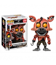 Pop! Games Nightmare Foxy 214 Five Nights at Freddy's