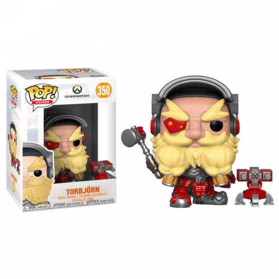 Pop! Games Torbjörn 350 Overwatch