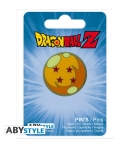 Pin Dragon Ball Z Bola 4 Estrellas