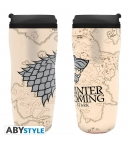 Travel Mug Game of Thrones Winter is Coming Stark 355 ml