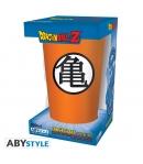 Vaso XXL Dragon Ball Z Kame y Kaio 500 ml