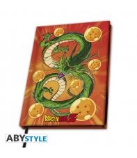 Libreta Dragon Ball Z Shenron