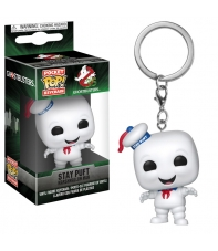 Llavero Pop! Stay Puft Marshallow Man Ghostbusters 35