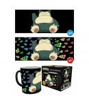 Taza Pokémon Snorlax Sensitiva al Calor 295 ml