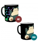 Mug Pokémon Snorlax Heat Change 295 ml