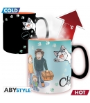 Mug Chi, Chi and Fish, Heat Change 460 ml