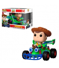 Pop! Rides Woody with RC 56 Disney Pixar Toy Story